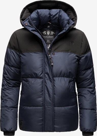 Giacca invernale 'Sarafina' NAVAHOO di colore blu scuro / nero, Visualizzazione prodotti