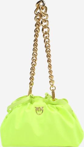 PINKO Pidulik käekott, värv roheline