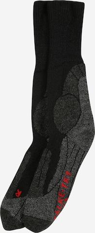 FALKE Αθλητικές κάλτσες 'TK1' σε μαύρο