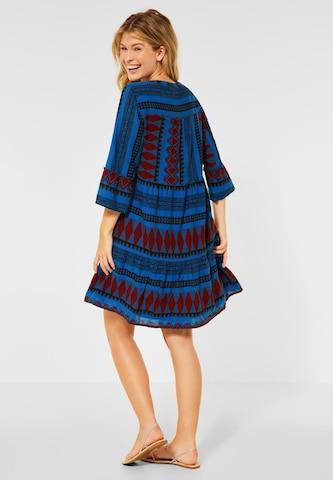 CECIL Šaty - Modrá
