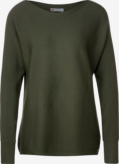 STREET ONE Pullover in grün, Produktansicht