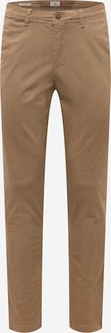 JACK & JONES Chino-püksid 'MARCO', värv beež