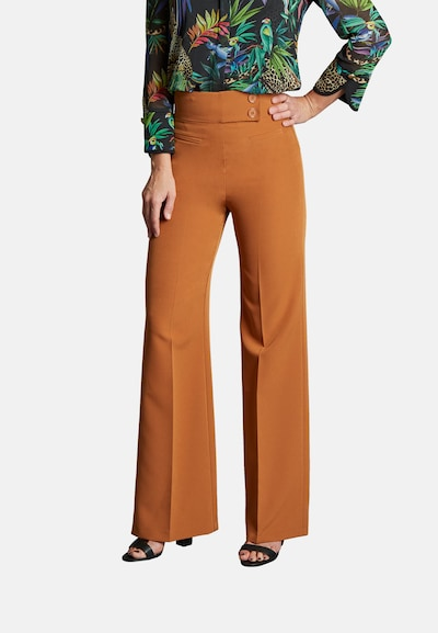 Nicowa Pants in Caramel, View model