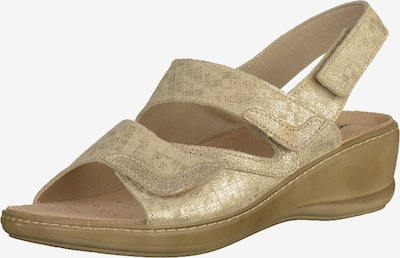 ROHDE Sandalen in beige, Produktansicht
