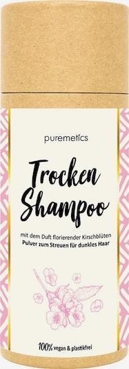 puremetics Trockenshampoo 'Kirschblüte' in beige, Produktansicht