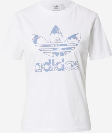 Maglietta di ADIDAS ORIGINALS in bianco