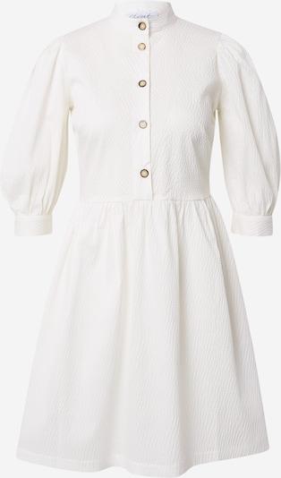 Closet London Kleid in weiß, Produktansicht