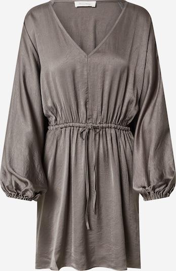 AMERICAN VINTAGE Jurk 'Widland' in de kleur Stone grey, Productweergave