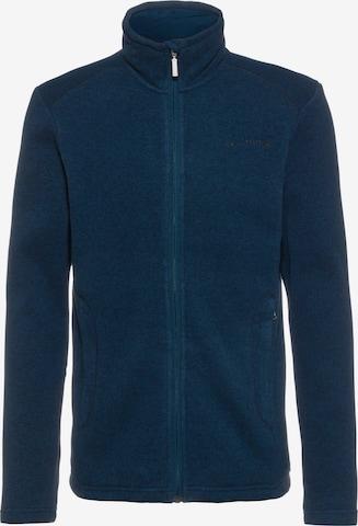 VAUDE Fleecejacke 'Dunami' in Blau