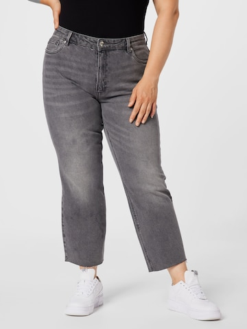 Vero Moda Curve Jeans 'BRENDA' in Grau