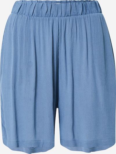 ICHI Pantalon en bleu fumé, Vue avec produit