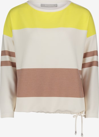Betty & Co Sweatshirt in White