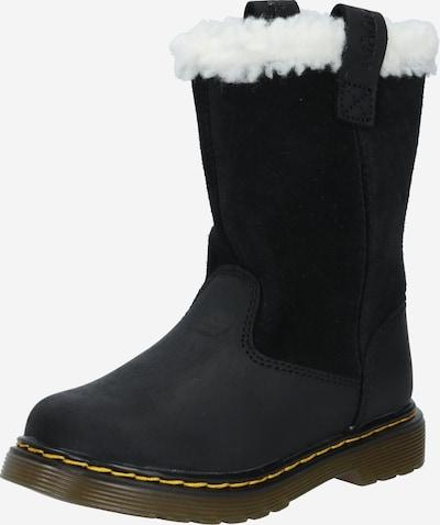 Dr. Martens Botas de nieve 'JUNEY' en negro / blanco, Vista del producto