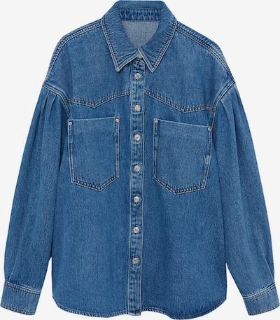 MANGO Bluza | temno modra barva, Prikaz izdelka
