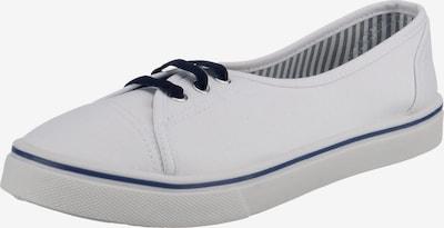 Inselhauptstadt Sneakers in White, Item view