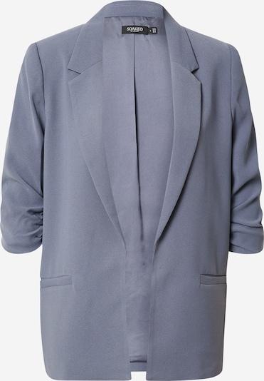 SOAKED IN LUXURY Blazer 'Shirley' in silbergrau, Produktansicht