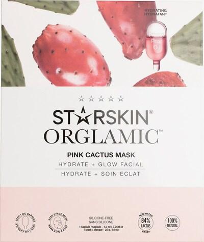 StarSkin Mask 'Orglamic Face Mask Pink Cactus' in White, Item view
