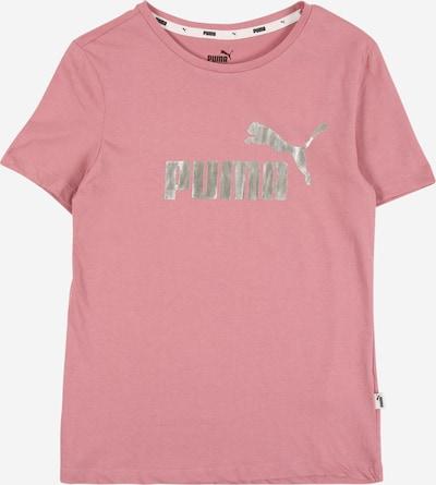 PUMA Sportshirt in altrosa / silber, Produktansicht