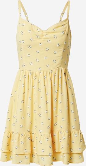 sárga / olíva / fehér HOLLISTER Nyári ruhák, Termék nézet