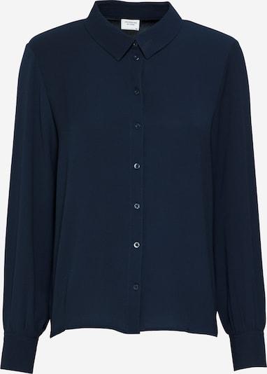 JDY Bluse in dunkelblau, Produktansicht
