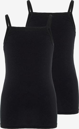Apatiniai marškinėliai iš NAME IT , spalva - juoda, Prekių apžvalga