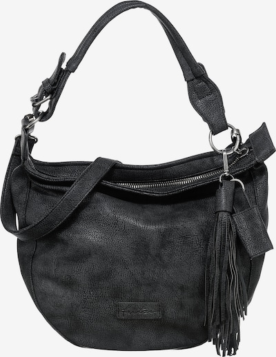 Fritzi aus Preußen Shoulder Bag 'Lipstick' in Black, Item view