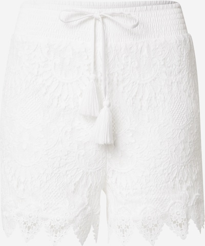 River Island Pantalon en blanc, Vue avec produit