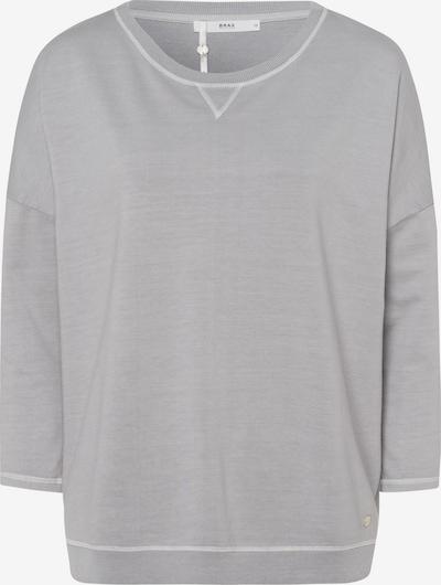 BRAX Sweatshirt in grau, Produktansicht