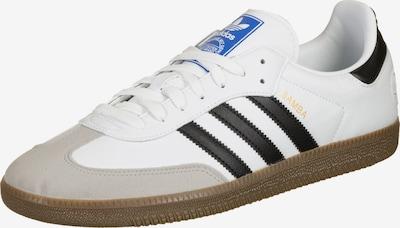 ADIDAS ORIGINALS Sneaker 'Samba' in taupe / schwarz / weiß, Produktansicht