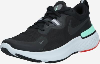 NIKE Bežecká obuv 'React Miler' - tyrkysová / sivá / čierna / biela, Produkt
