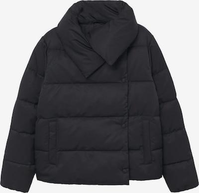 MANGO Winter Coat 'John' in Black, Item view