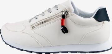 Inselhauptstadt Sneakers in White