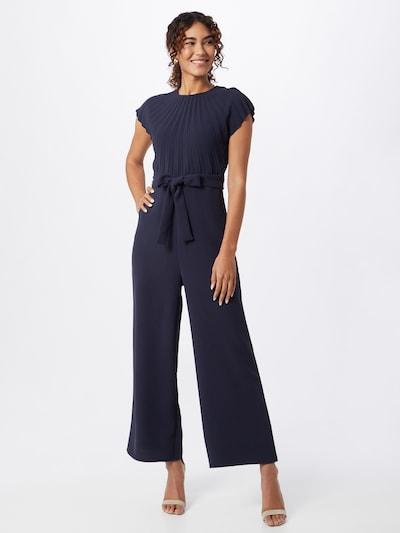Tuta jumpsuit Esprit Collection di colore navy, Visualizzazione modelli
