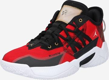 sarkans Jordan Zemie brīvā laika apavi 'Jordan One Take II'