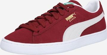 PUMA Sneakers 'Suede Classic XXI' in Red