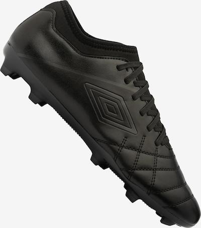 UMBRO Fußballschuh in schwarz, Produktansicht