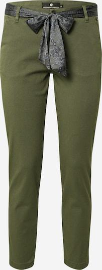 """""""Chino"""" stiliaus kelnės 'Claudia' iš FREEMAN T. PORTER, spalva – žalia, Prekių apžvalga"""