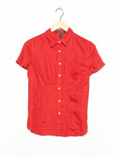 Ralph Lauren Bluse in M in rot, Produktansicht