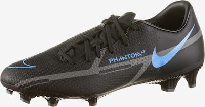 NIKE Soccer Cleats 'Phantom GT2 Academy' in Light blue / Grey / Black, Item view