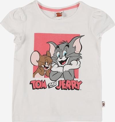 OVS Camiseta en marrón / piedra / pitaya / negro / blanco, Vista del producto