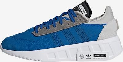 ADIDAS ORIGINALS Tenisky 'Geodiver' - modrá / světle šedá / černá / bílá, Produkt