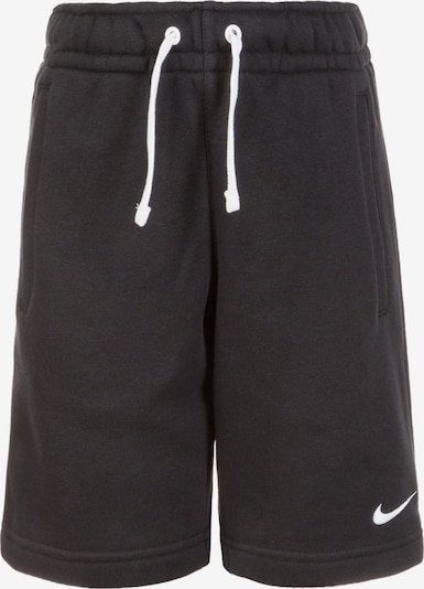 NIKE Trainingsshorts 'Club19' in schwarz / weiß, Produktansicht