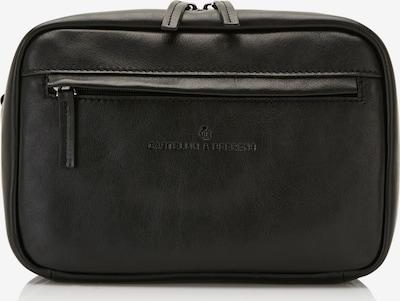 Castelijn & Beerens Toilettas 'Firenze' in de kleur Zwart, Productweergave