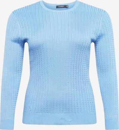 Lauren Ralph Lauren Pulover 'Bright Rayon' | modra barva, Prikaz izdelka