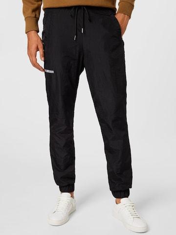 Pantaloni di Han Kjøbenhavn in nero