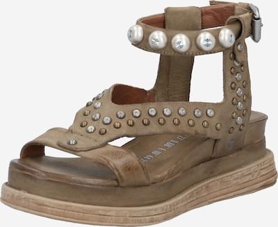 A.S.98 Sandale 'Lagos' in braun, Produktansicht