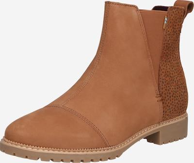 TOMS Chelsea Boots 'Cleo' in braun, Produktansicht