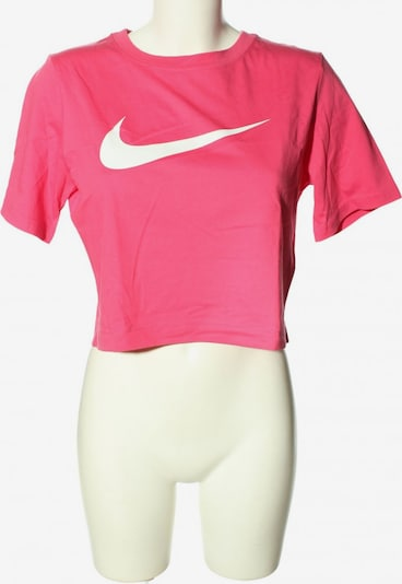 NIKE Cropped Shirt in S in pink, Produktansicht