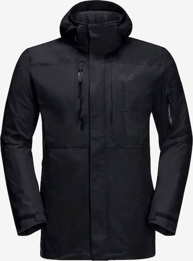 JACK WOLFSKIN Windbreaker in schwarz, Produktansicht