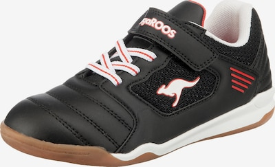 KangaROOS Sportschuh 'MIYARD' in pastellpink / rot / schwarz, Produktansicht